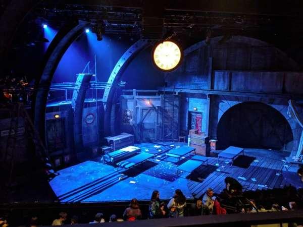 The Newman Mills Theater, sección: MEZZ, fila: AA, asiento: 11