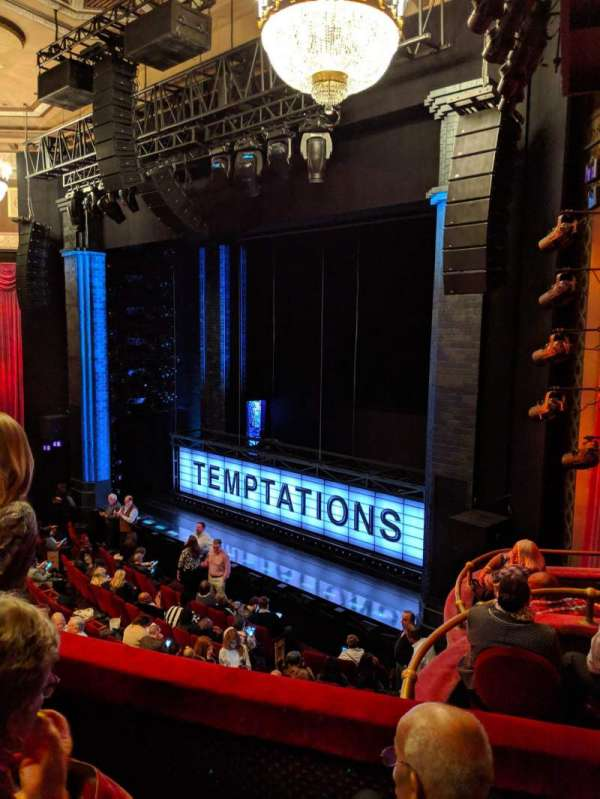 Imperial Theatre, sección: Front Mezz, fila: C, asiento: 8