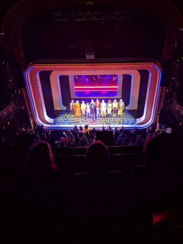 Lyceum Theatre (Broadway), sección: BALC, fila: C, asiento: 104