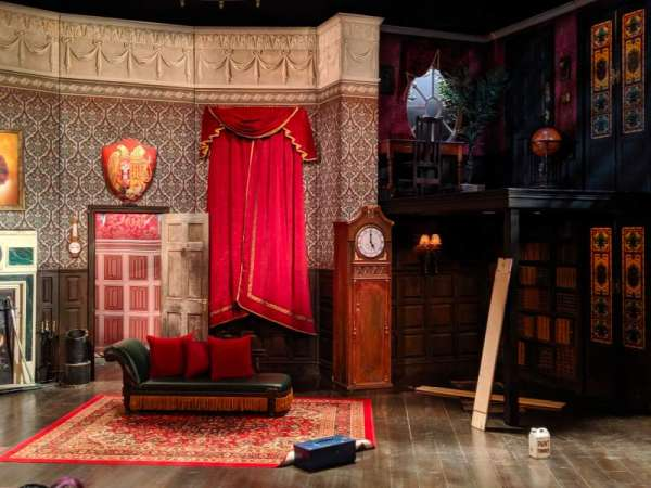 New World Stages - Stage 4, sección: ORCH, fila: G, asiento: 109