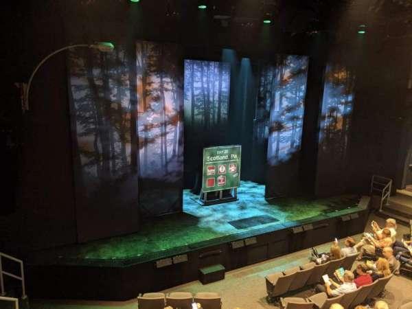 Laura Pels Theatre, sección: Front Mezz, fila: AA, asiento: 7