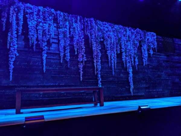 Daryl Roth Theatre, sección: Orchestra C, fila: A, asiento: 115