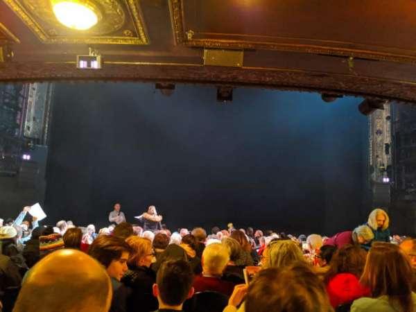 Studio 54, sección: Orchestra C, fila: M, asiento: 115