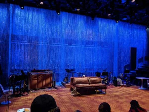 The Linney, sección: ORCH C, fila: C, asiento: 102