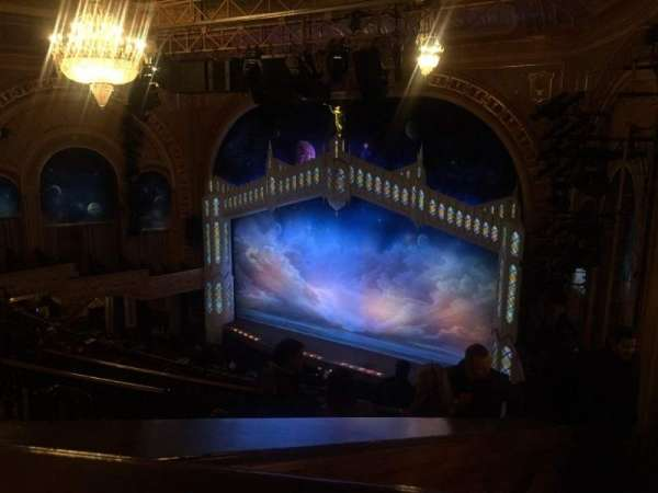 Eugene O'Neill Theatre, sección: Mezz, fila: E , asiento: 4
