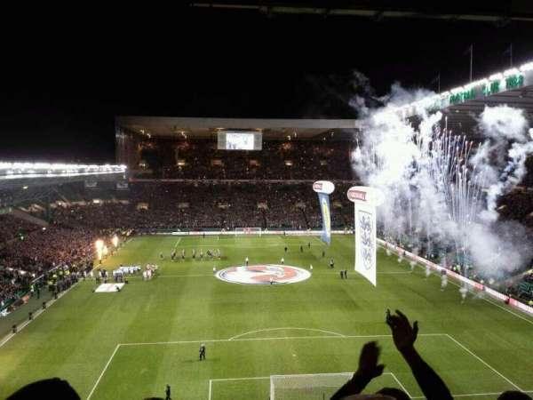 Celtic Park, sección: 417, fila: F
