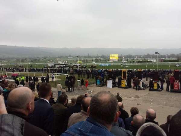 Cheltenham Racecourse, sección: Tattersalls