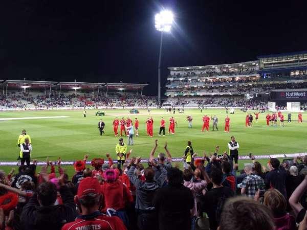 Edgbaston Cricket Ground, sección: 08B