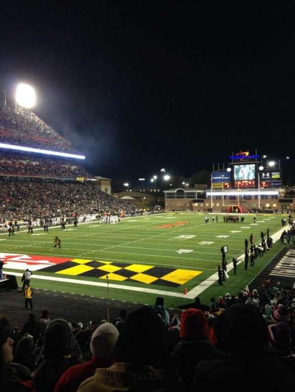Maryland Stadium, sección: 19