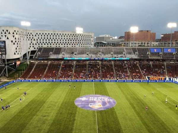 Nippert Stadium, sección: 357, fila: B, asiento: 1