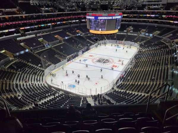 Staples Center, sección: 324, fila: 6, asiento: 6