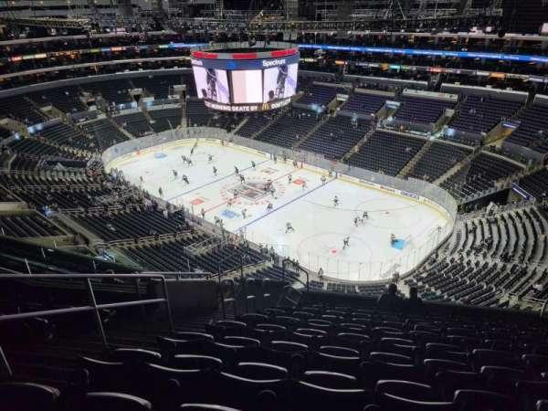Staples Center, sección: 331, fila: 11, asiento: 11