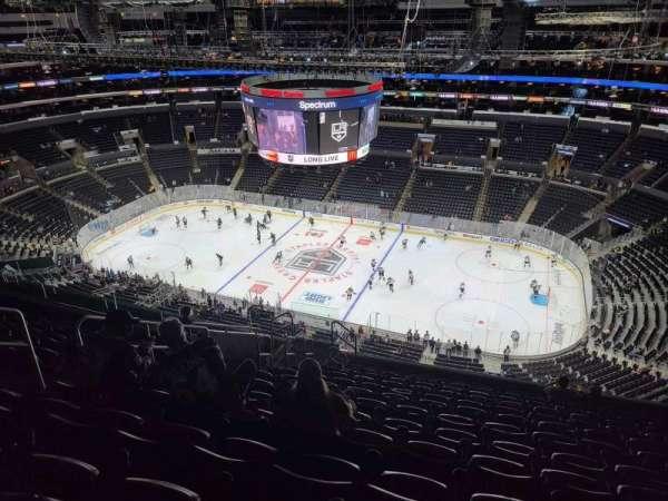 Staples Center, sección: 333, fila: 13, asiento: 13