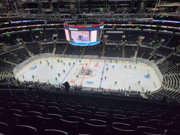 Staples Center, sección: 334, fila: 14, asiento: 12