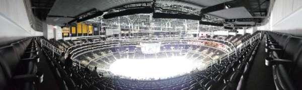 Staples Center, sección: 301, fila: 15, asiento: 15