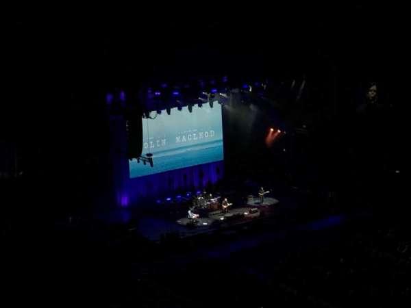 The O2 Arena, sección: 407, fila: N, asiento: 597