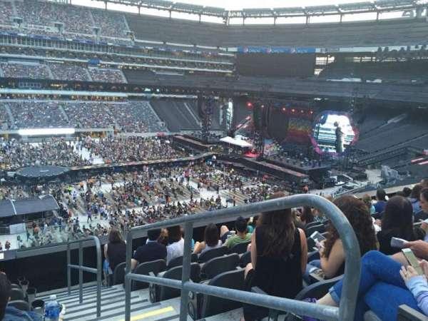 MetLife Stadium, sección: 216, fila: 7, asiento: 1