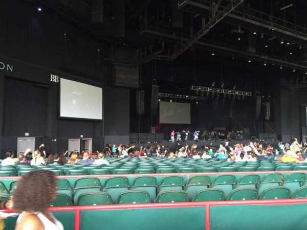 BB&T Pavilion, sección: 203, fila: 62, asiento: 1