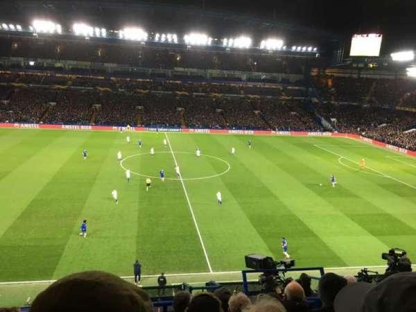 Stamford Bridge, sección: East Upper, fila: 7, asiento: 102