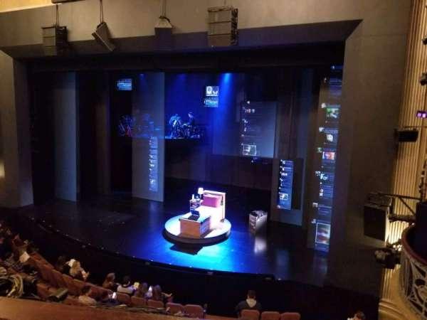Music Box Theatre, sección: Mezzanine R, fila: C, asiento: 12