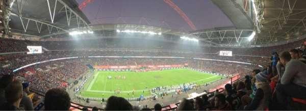 Wembley Stadium, sección: 529, fila: 04, asiento: 088