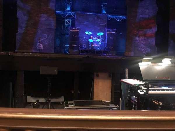 Shea's Buffalo, sección: Orchestra 3, fila: A, asiento: 103