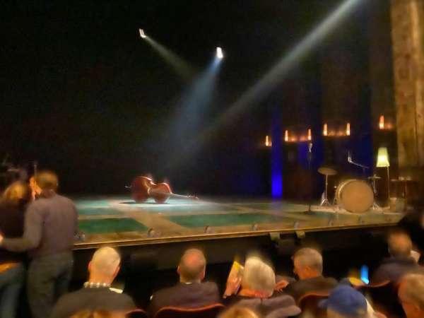 Belasco Theatre, sección: Orchestra C, fila: C, asiento: 101
