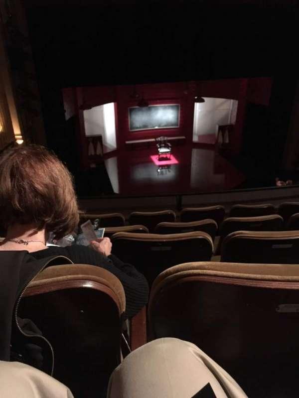 Samuel J. Friedman Theatre, sección: Mezzanine C, fila: C, asiento: 102
