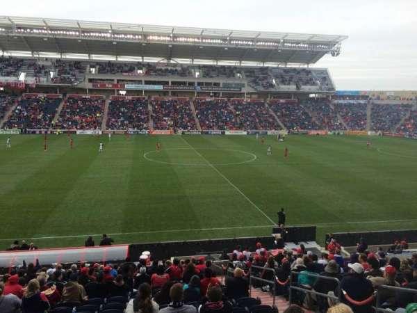 SeatGeek Stadium, sección: 129, fila: 20, asiento: 12