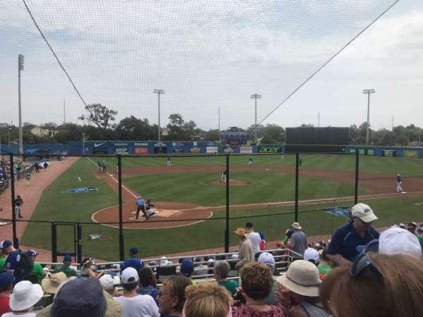 Florida Auto Exchange Stadium, sección: 205, fila: 8, asiento: 14
