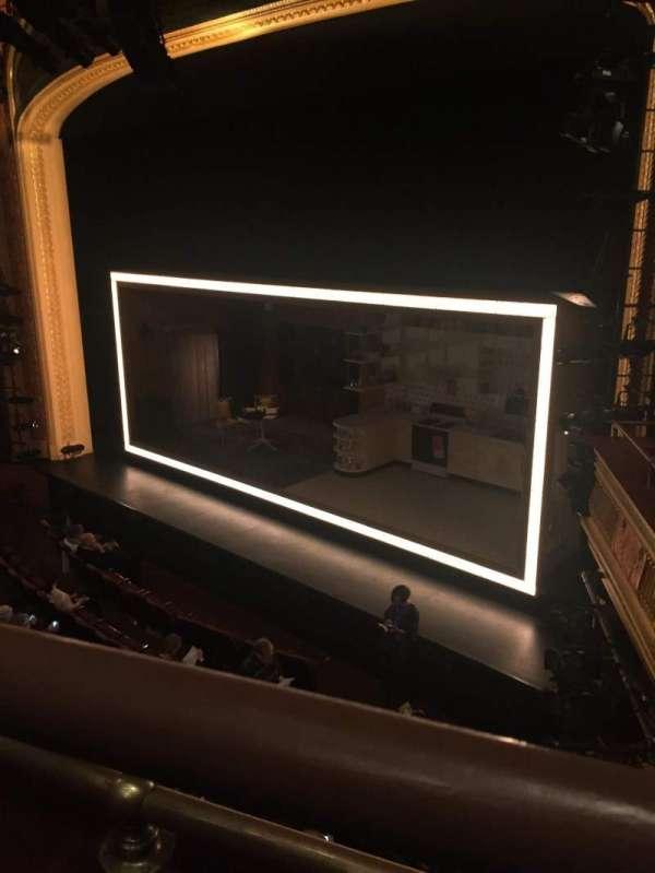 American Airlines Theatre, sección: Front Mezzanine, fila: A, asiento: 103