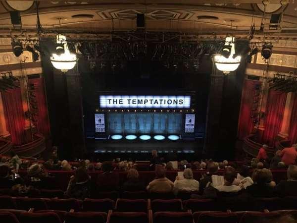 Imperial Theatre, sección: Rear Mezzanine 3, fila: G, asiento: 7