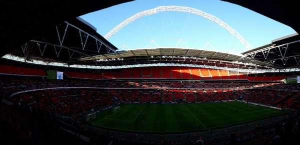 Wembley Stadium, sección: 228, fila: 15, asiento: 35