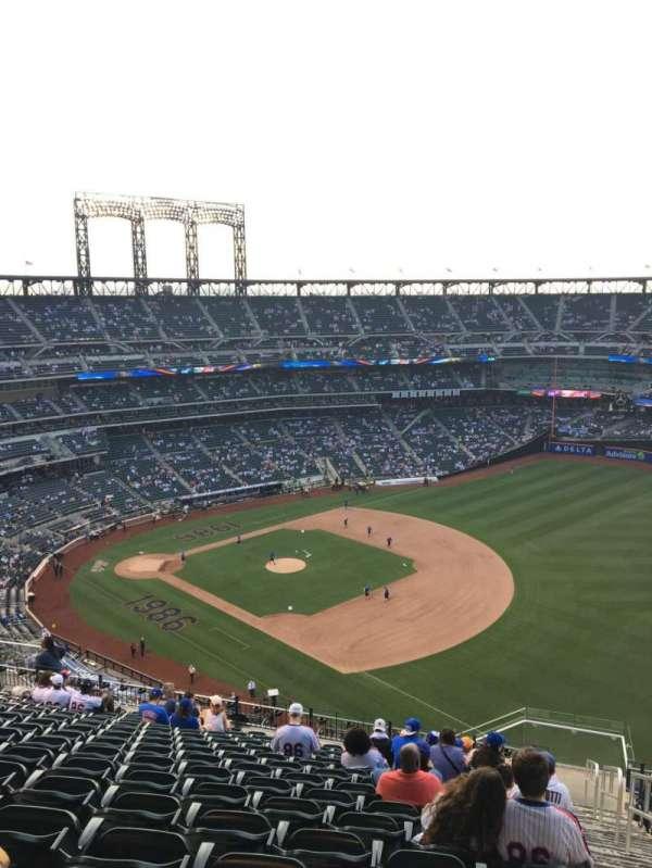 Citi Field, sección: 506, fila: 16, asiento: 1