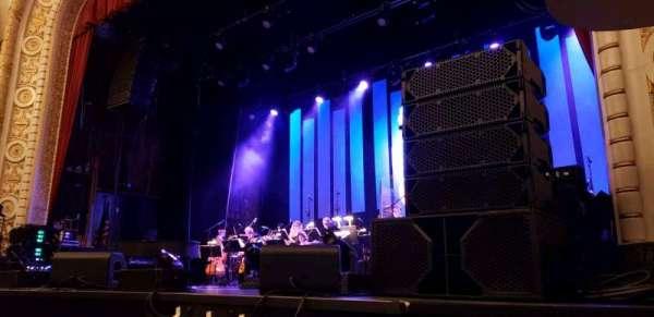 Palace Theatre (Greensburg), sección: ORCH, fila: A, asiento: 6