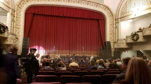 Palace Theatre (Greensburg), sección: ORCH C, fila: N, asiento: 1