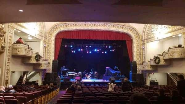 Palace Theatre (Greensburg), sección: Orch C, fila: T, asiento: 2