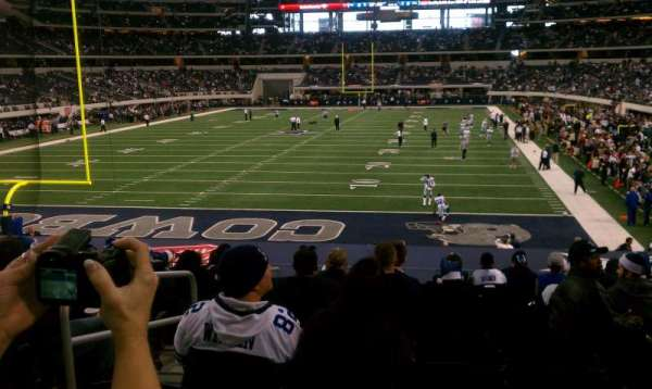AT&T Stadium, sección: 121, fila: 21, asiento: 28