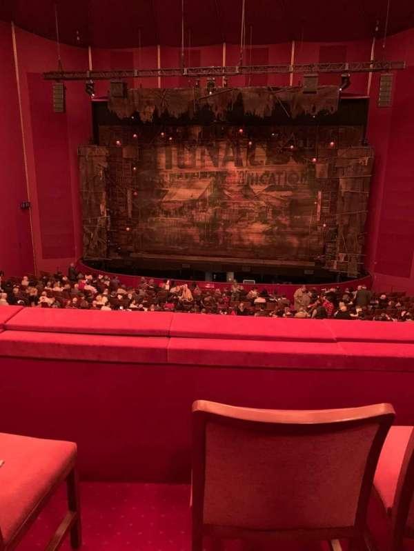 The Kennedy Center Opera House, sección: Box 2, asiento: 7