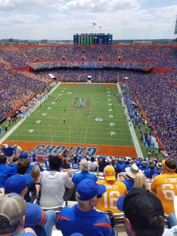 Ben Hill Griffin Stadium, sección: 323, fila: 28, asiento: 28