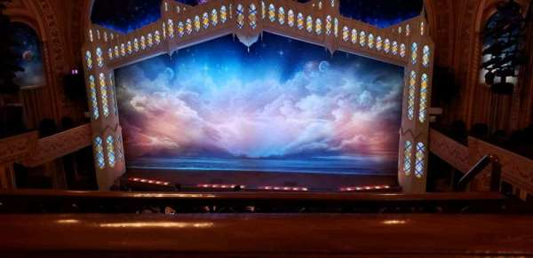 Eugene O'Neill Theatre, sección: mezzanine, fila: E, asiento: 110