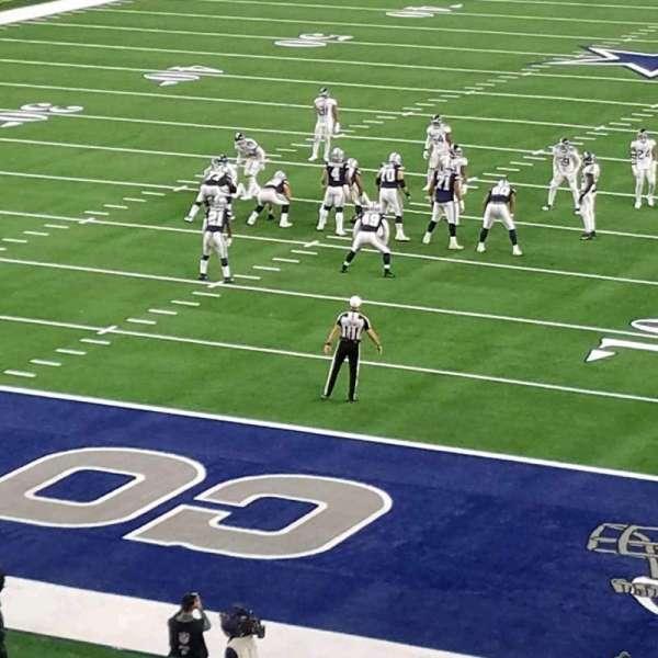 AT&T Stadium, sección: 219, fila: 5, asiento: 23