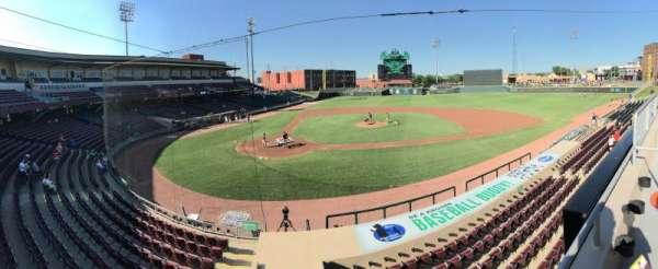 Fifth Third Field (Dayton), sección: 204, fila: 2, asiento: 5