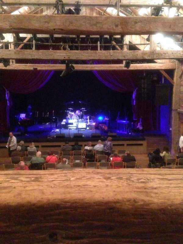 The barns At Wolf Trap, sección: Prmbalc, fila: AA, asiento: 105