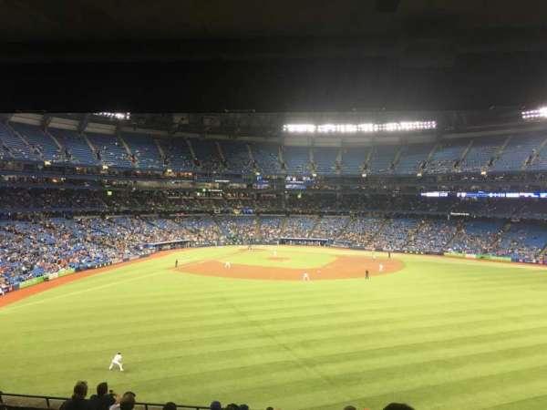 Rogers Centre, sección: 204L, fila: 11, asiento: 104