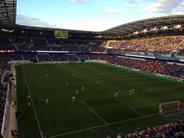 Red Bull Arena, sección: 202, fila: 11, asiento: 31