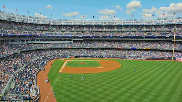 Yankee Stadium, sección: Party City Suite, fila: C, asiento: 4