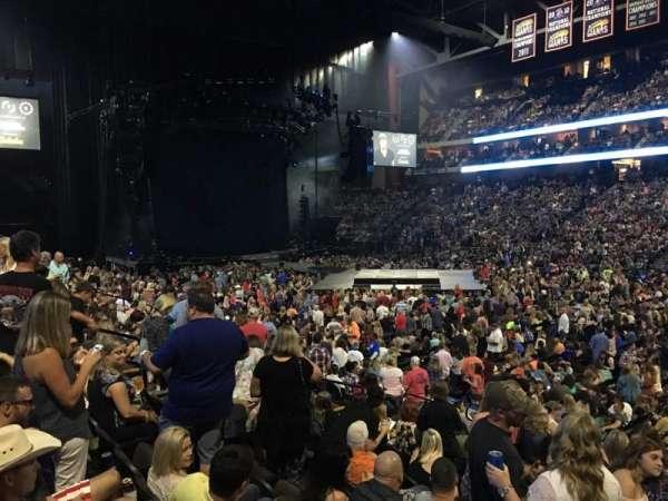 VyStar Veterans Memorial Arena, sección: 113, fila: M, asiento: 5