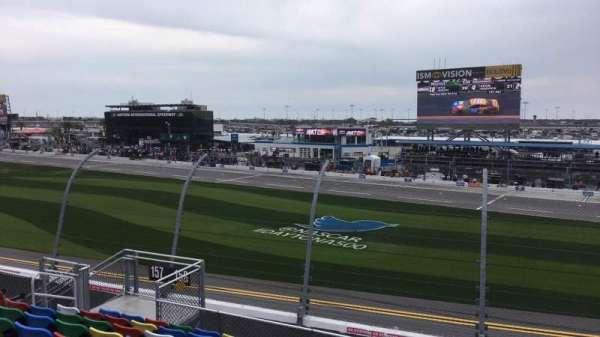 Daytona International Speedway, sección: 158, fila: 11, asiento: 11
