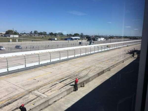 Sebring International Raceway, sección: Fangio Terrace